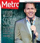 Metro Newspaper Cover: December 3, 2014