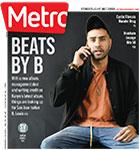 Metro Newspaper Cover: December 4, 2019