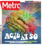 Metro Newspaper Cover: December 9, 2015