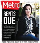 Metro Newspaper Cover: December 9, 2020