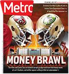 Metro Newspaper Cover: December 14, 2016