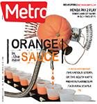 Metro Newspaper Cover: December 16, 2015
