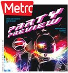 Metro Newspaper Cover: December 18, 2013