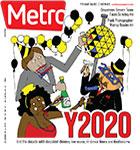 Metro Newspaper Cover: December 18, 2019