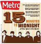 Metro Newspaper Cover: December 24, 2014