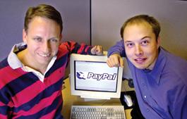 Biografi Elon Musk - Pendiri Paypal