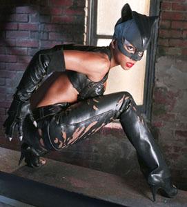 Catwoman Женщина-кошка.