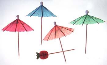 Whitee Tail Umbrellas